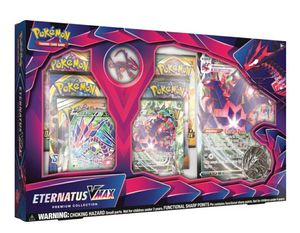 Pokemon Eternatus Vmax Premium Collection Guaranteed Evolutions Pack for Sale in Norwalk, CA