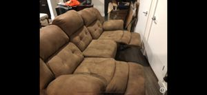 Kane's reclining couch for Sale in Tampa, FL