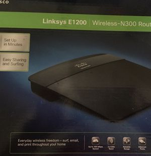 ROUTER for Sale in Huntsville, AL