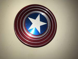 Captain America Fidget Spinner for Sale in Woodbridge Township, NJ