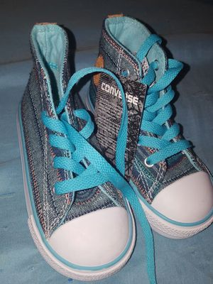 Kids converse size 8 brand new for Sale in Tampa, FL