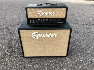 Egnater tweaker guitar and tube amplifier for Sale in Glendale, AZ