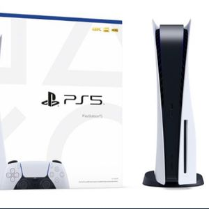 PlayStation 5 Standard Edition (Disk Version) for Sale in Tempe, AZ