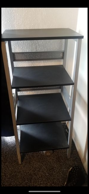 Metal and wood shelves for Sale in Houston, TX