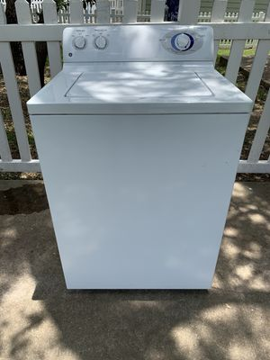 GE Washing Machine in Need of Repair, but w/ Brand New Drain Pump for Sale in Cedar Park, TX