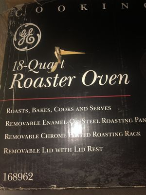 18 quart Roaster Oven for Sale in Washington, DC
