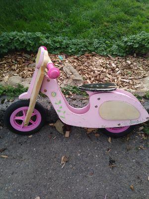 Wooden Balance Bike for Sale in Tacoma, WA