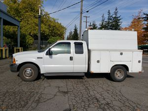 1999 Ford 350 Service Truck V10 for Sale in Seattle, WA