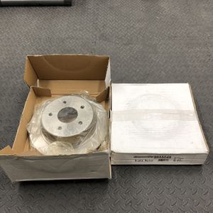 1999 Chevy Blazer REAR Rotors (NEW) for Sale in Fresno, CA