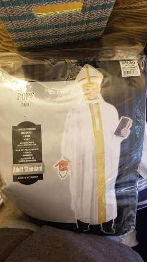 pope halloween costume for Sale in Santa Ana, CA