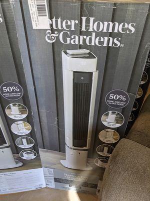 Calefactor+ ventilador + humidificador New for Sale in Compton, CA