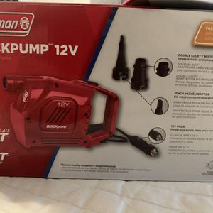 Coleman Pump for Sale in Los Angeles, CA