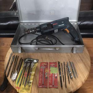 Bosch 1194VSR Hammer Drill for Sale in Tyrone, GA