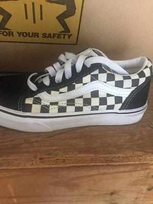 Vans shoes for Sale in La Mirada, CA