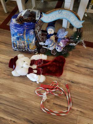Christmas decor for Sale in Modesto, CA