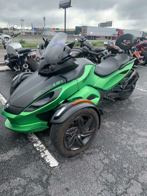 2013 Can-Am Spyder RS-S SE5 SUPER LOW MILES 1427 for Sale in Houston, TX