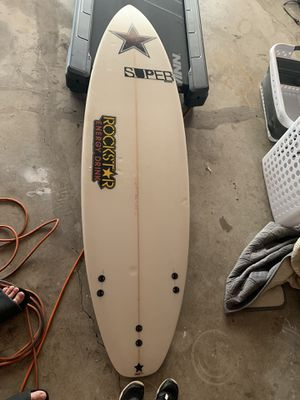 Super brand surfboard for Sale in Hayward, CA