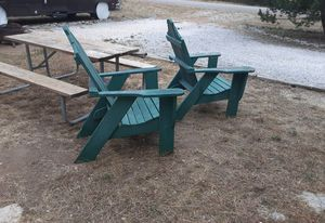 Cute wooden chairs for Sale in Canyon Lake, TX