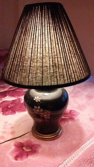 Table lamp for Sale in Sioux City, IA