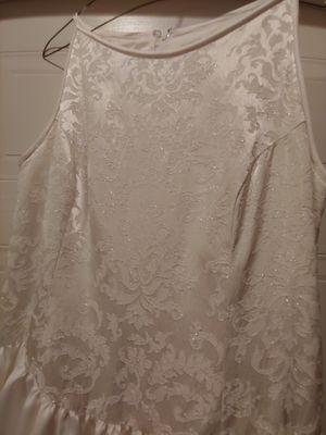 Wedding dress Jessica McClintick size 10 for Sale in Davenport, FL