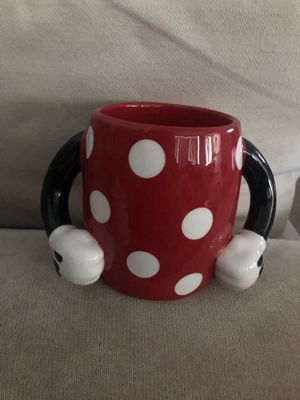 Mickey & Minnie Mouse Mug & Jar for Sale in Downey, CA