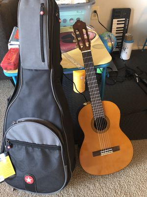 Guitar + bag for Sale in Falls Church, VA