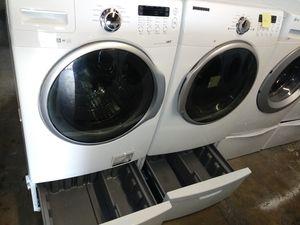 🌄Sansung washer dryer gas nice set🌅 for Sale in Houston, TX