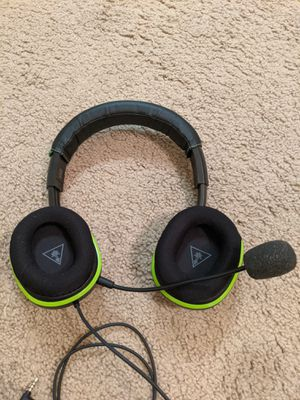 Turtle Beach XO Four Wired Headset w/Microphone for Sale in Norfolk, VA