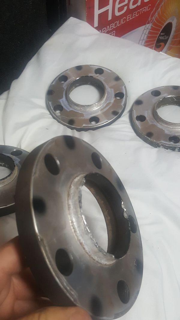 5x112 15mm wheels spacers