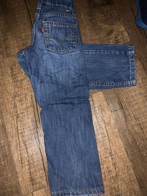 Boys Levi jeans size 4 reg