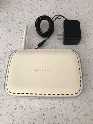NETGEAR wireless-G router WGR614v9 for Sale in North Miami, FL