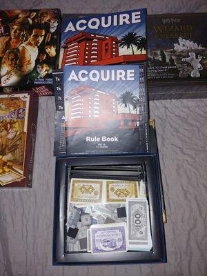 Acquire board game for Sale in Rio Rancho, NM
