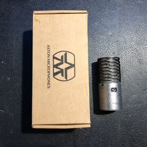 Aston Origin Cardioid Condenser Vocal Instrument Microphone Built In POP Filter for Sale in Fresno, CA