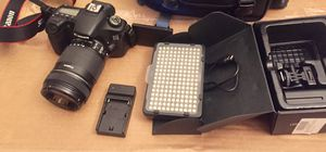 Canon EOS 60D - Full set for Sale in Silver Spring, MD