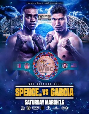 PBC on PPV: Errol Spence jr vs. Mikey Garcia for Sale in Miami, FL