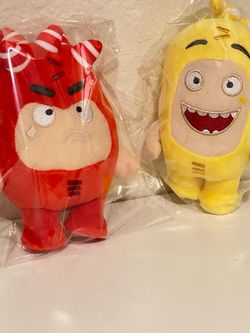 Oddbods Plush Toys for Sale in Queens,  NY