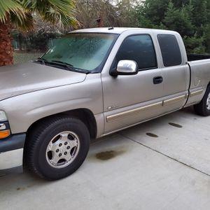 2002 Chevy Silverado for Sale in Modesto, CA