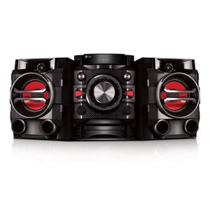 LG 230-Watt Bluetooth Hi-Fi Audio Stereo Sound System With Single Disc Cd Player for Sale in Tooele, UT