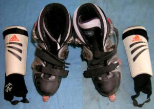 Roller Blades - K2 and Rollerblade for Sale in Fenwick, MI