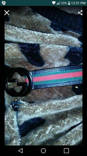 Gucci belt for Sale in Denver, CO