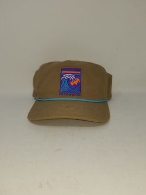 Patagonia Viewfinder Stand Up Wave Surf Hat Cap Embroidered Rope Snapback Canvas for Sale in Charlotte, NC