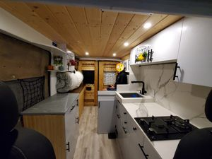2014 Ram Promaster Camper van for Sale in Seattle, WA