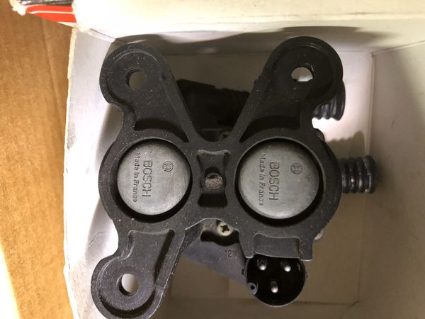 Windshield washer water pump preowned BMW 1995 touring