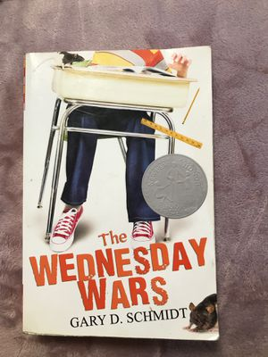 The Wednesday wars Book for Sale in Oakland, CA