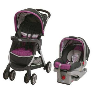 Graco Stroller with Car Seat for Sale in Tampa, FL