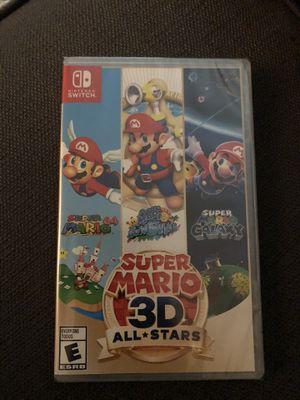Super Mario 3D Nintendo for Sale in Corona, CA