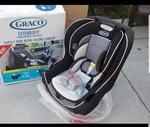 Extended 2fit car seat graco for Sale in Fontana, CA