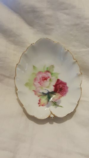 Antique fine china jewelry holder for Sale in Montgomery, TX