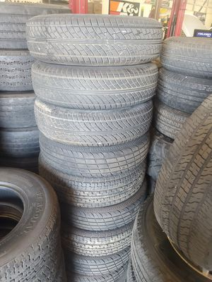 15 inch trailer tires for Sale in Rancho Cucamonga, CA