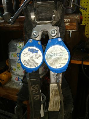 Safety harness yoyo pack for Sale in Edgewood, WA